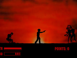 Play BLOODRED, free online game