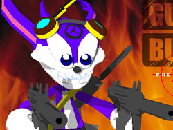Play GUNNYBUNNY, free online game