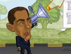 Play PRESIDENTIAL_STR, free online game